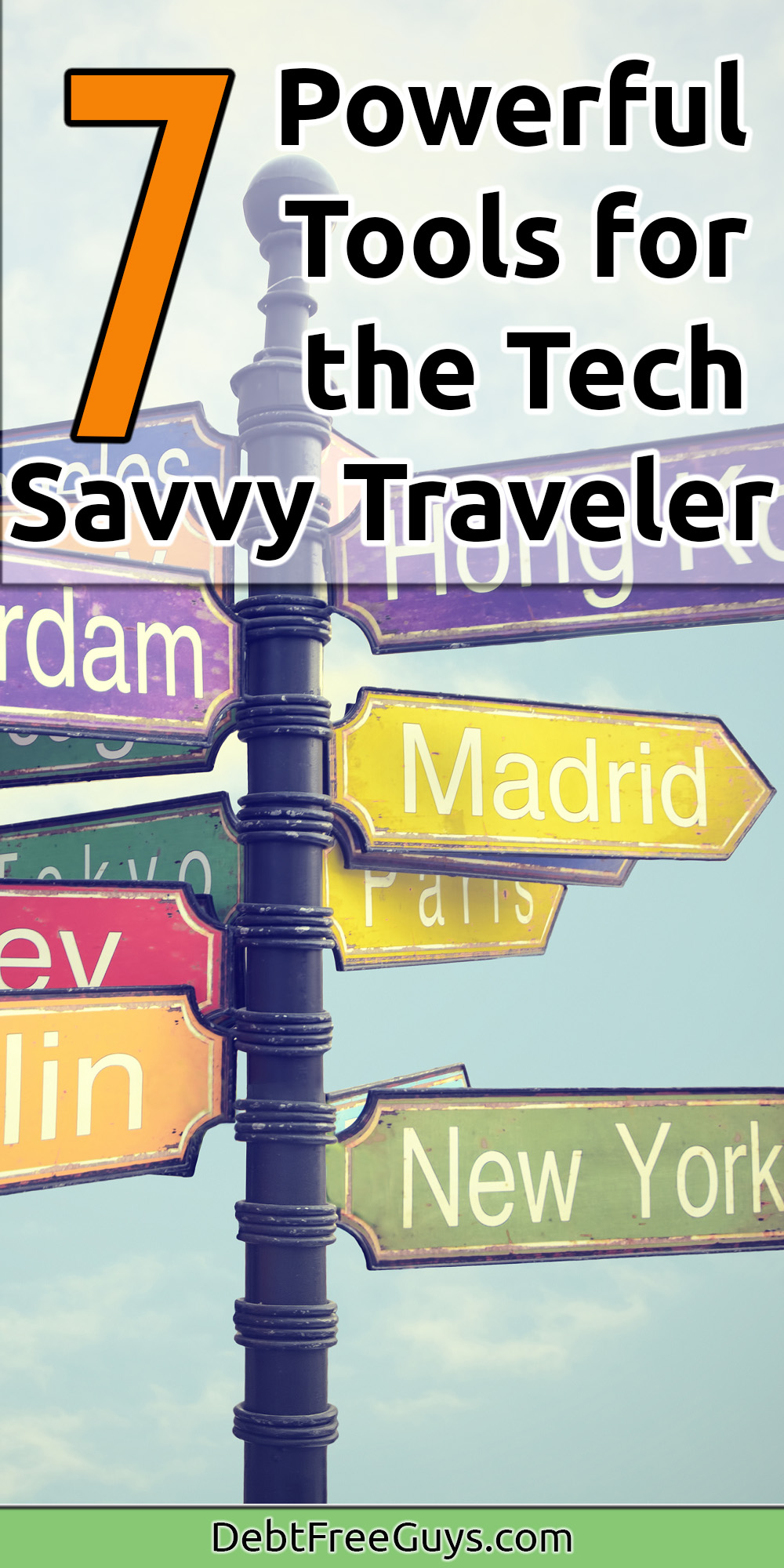 I love to travel, but I hate to spend more money than I need to travel. That's why this list of tech-savvy travel tips rocks. Save money to travel more and help you friends save by sharing this.