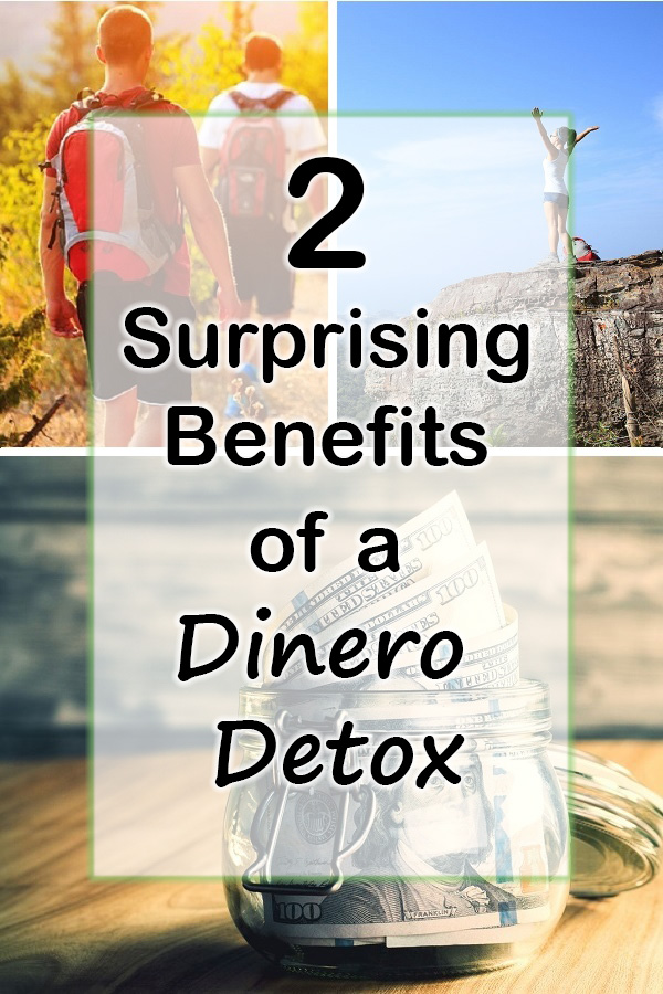 Want to be skinnier and richer, or healthier and wealthier? Do the Dinero Detox and watch your muscles and bank accounts grow like never before. Dinero Detox alone, with your partner or with friends!