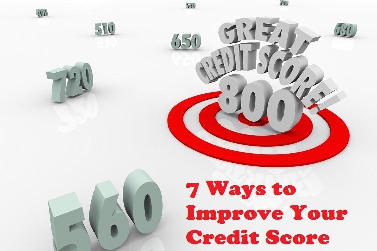 Debt Free Guys - 7 Ways to Improve Your Credit Score