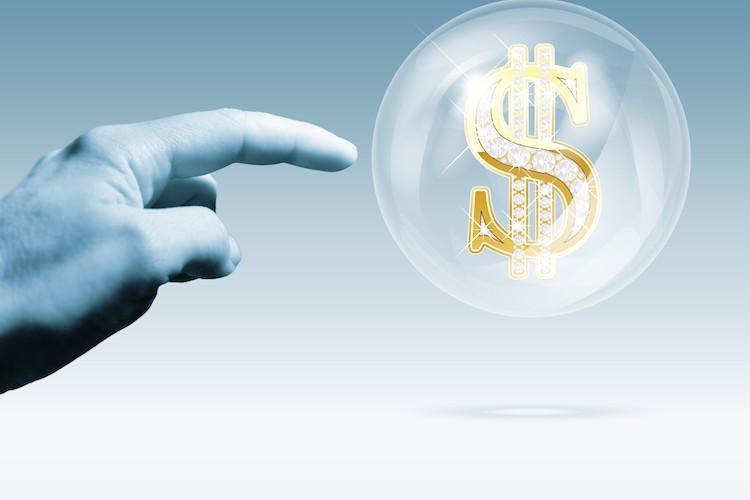 Financial Bubble - Debt Free Guys
