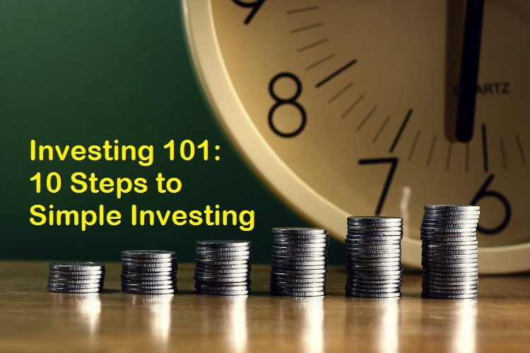 Debt Free Guys - Investing 101: 10 Simple Steps to Investing