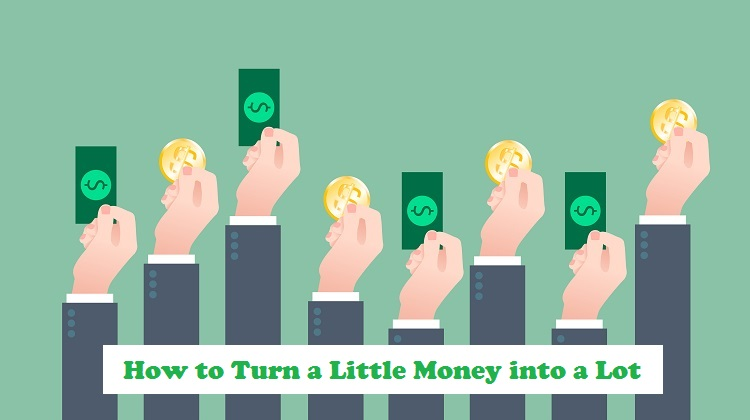 Debt Free Guys - How to Turn a Little Money into a Lot
