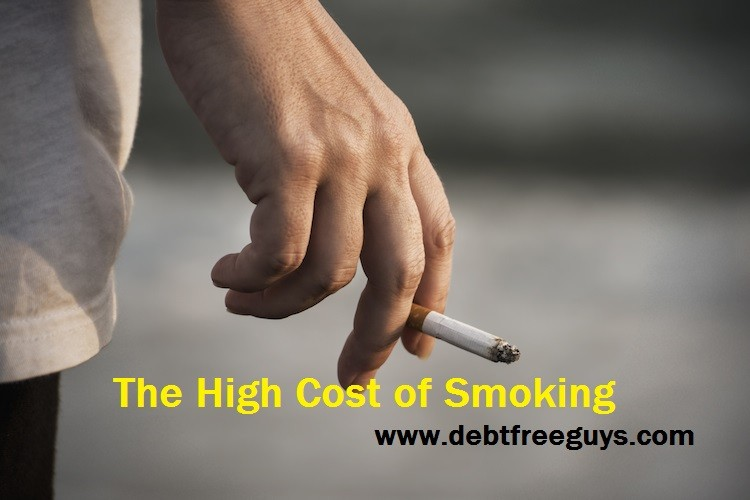 Debt Free Guys - The High Cost of Smoking