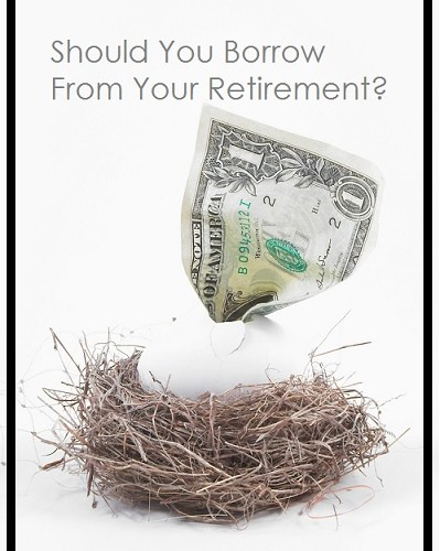 Debt Free Guys - Should You Borrow From Your Retirement