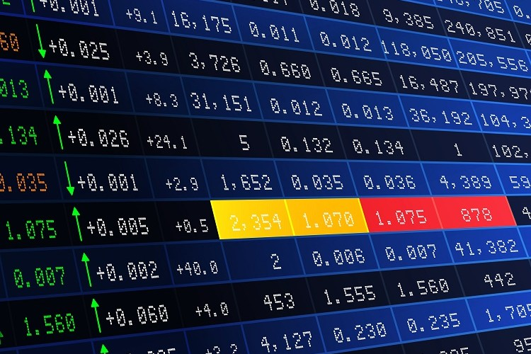Stock Trading Board