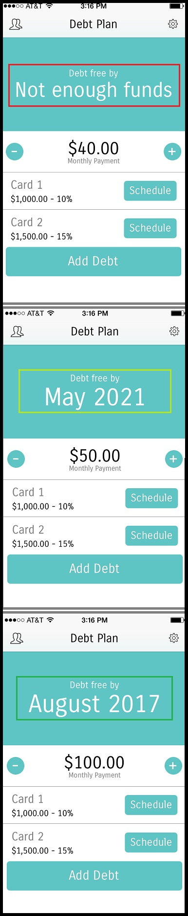 Want to pay off debt but think it'll take forever? It doesn't have to. This Debt Plan App/Payoff combo strategy will pay off your debt faster than you'd believe. Watch your debt and stress disappear.