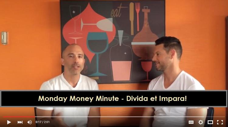 Debt Free Guys - Monday Money Minute - Divida et Impara