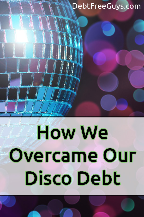We love being young and carefree, but eventually either you own the disco or the disco owns you. Here's a great read on how to overcome financial distractions and live fabulously, not fabulously broke.