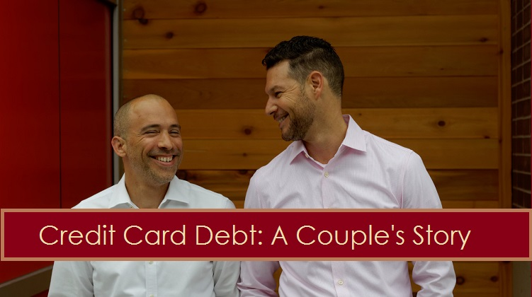 Credit Card Debt: A Couple's Story