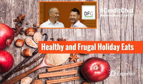 Experian and the Debt Free Guys talk holiday eating and holiday spending.