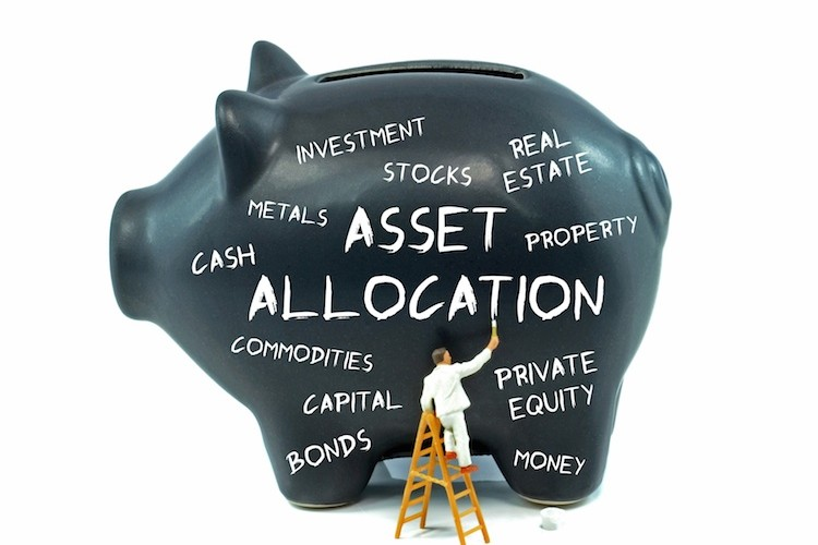 Investment Allocation - Debt Free Guys