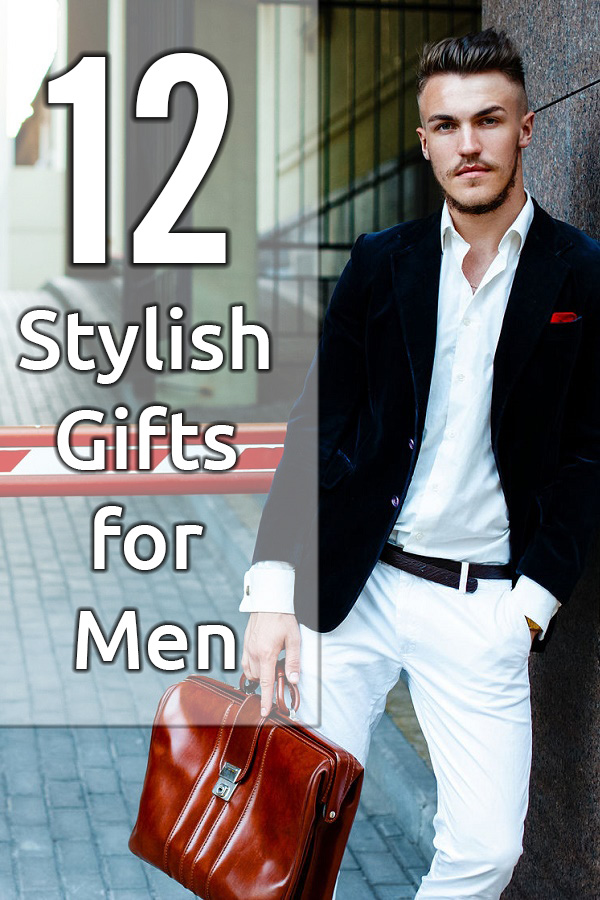 Isn't it hard to shop for the man who has everything, including looks, brains, and butt? Let us make it uber easy for you to find your man something exciting and not-too-expensive that he doesn't even know he wants, yet