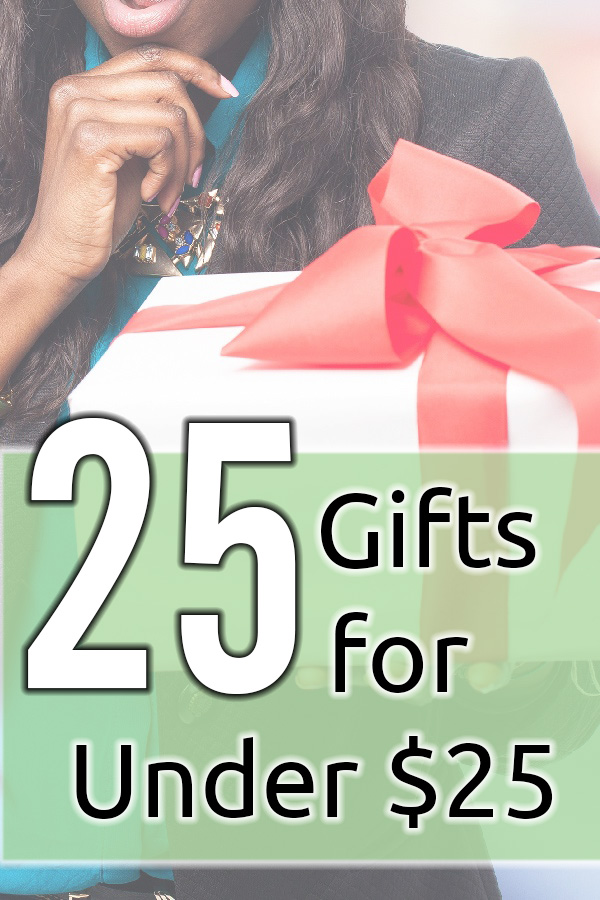 Wracking your brain for the last-minute gift that won't wreck your account? Try these amazing 25 gifts under $25 to save time and money this holiday season. Share the happiness and share this article.