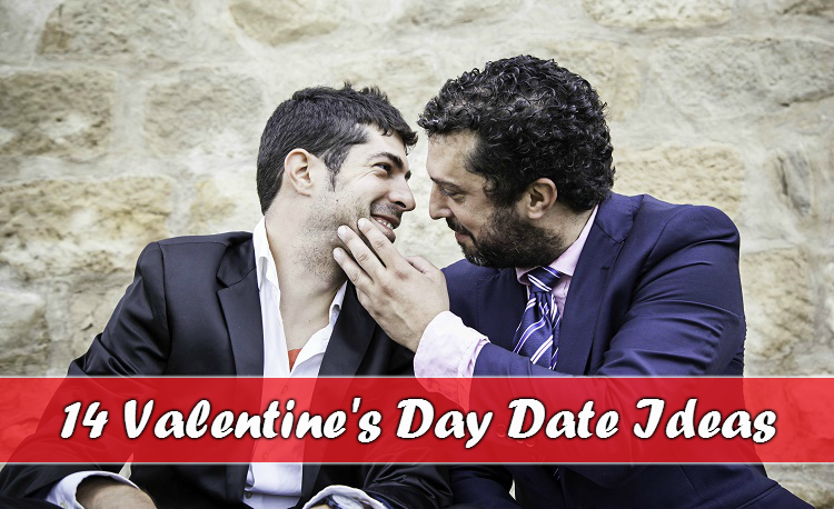 14 Valetine's Day Date Ideas