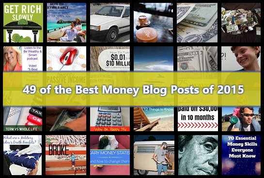 49 Best Personal Finance Posts from 2015 - Debt Free Guys