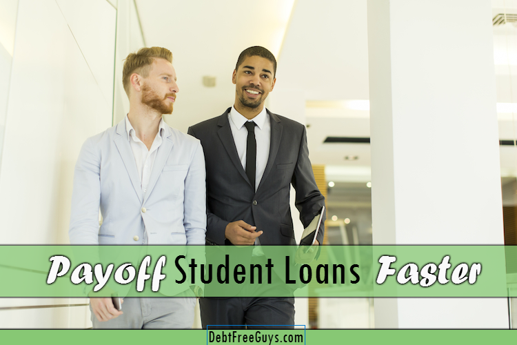 Payoff Student Loans Faster