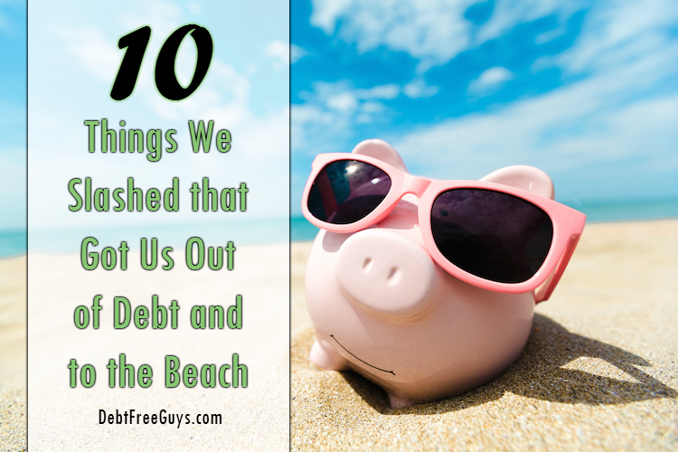 Reducing Expenses - 10 Things