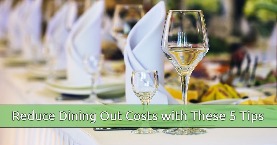 Reduce Dining Out Costs FB
