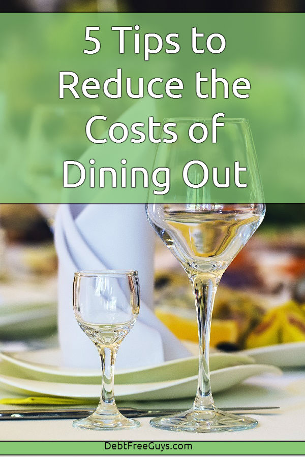 Dining out can be so expensive, can't it? It doesn't have to be. That's why we had to share this list. Go out with your friends or loved-ones for dinner and don't regret it later with these tips. Have fun! We said so.