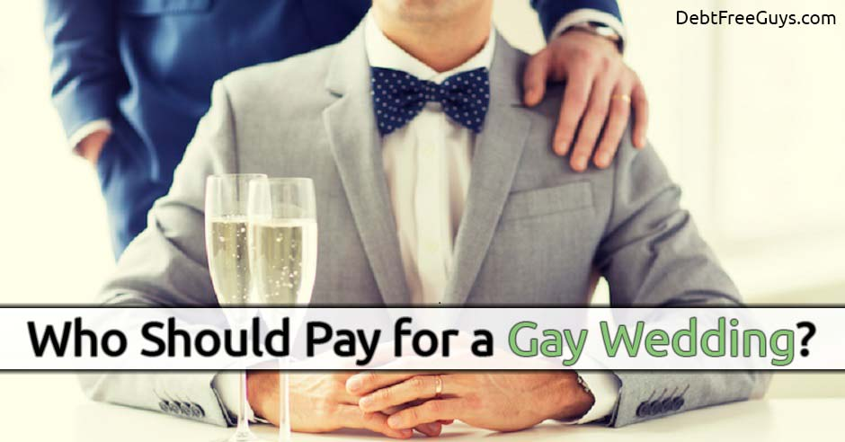 same-sex weddings - Debt Free Guys