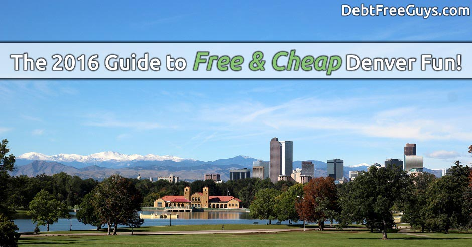 Free Things to Do in Denver