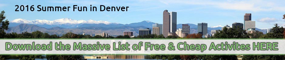 2016 Free Things To Do In Denver