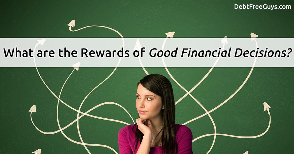 Good Financial Decisions