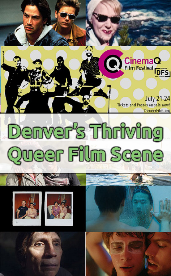 We love movies! Especially movies that have the characters that we love and can relate to. In Denver, CinemaQ and the Denver Film Society are dishing it up on a regular basis. We talk with the director on the history and impact of movie in our lives on this episode of #QueerMoney