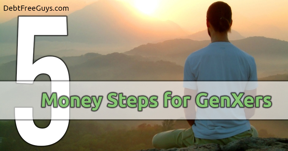 5 Money Moves for GenXers