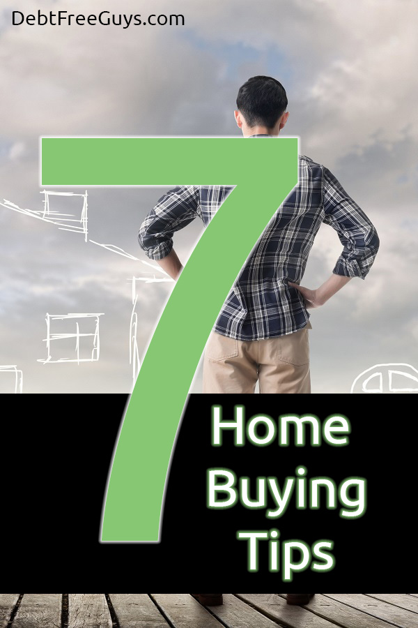 Are you ready to buy a home? Here are 7 tips that will help you be as prepared as you can possibly be. #QueerMoney #BeMoneyConscious