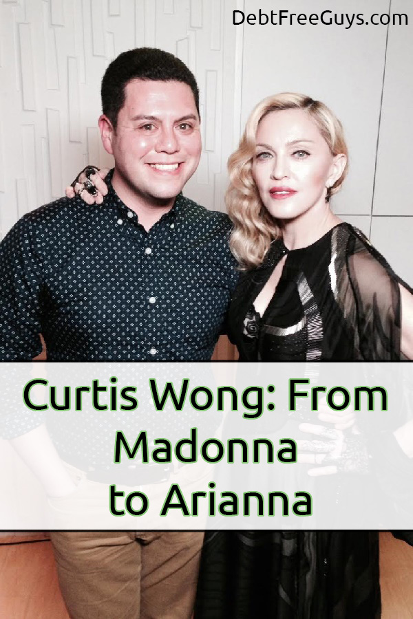 We talk with Curtis Wong, Senior Editor of Huffington Post Queer Voices, about his journey from reading about Madonna to reporting on Madonna.