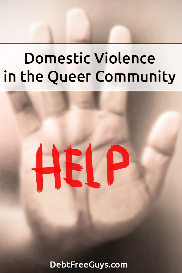 October is Domestic Violence Awareness Month and we close out this month with an important talk about domestic violence in the LGBT community. #StopDometicViolence