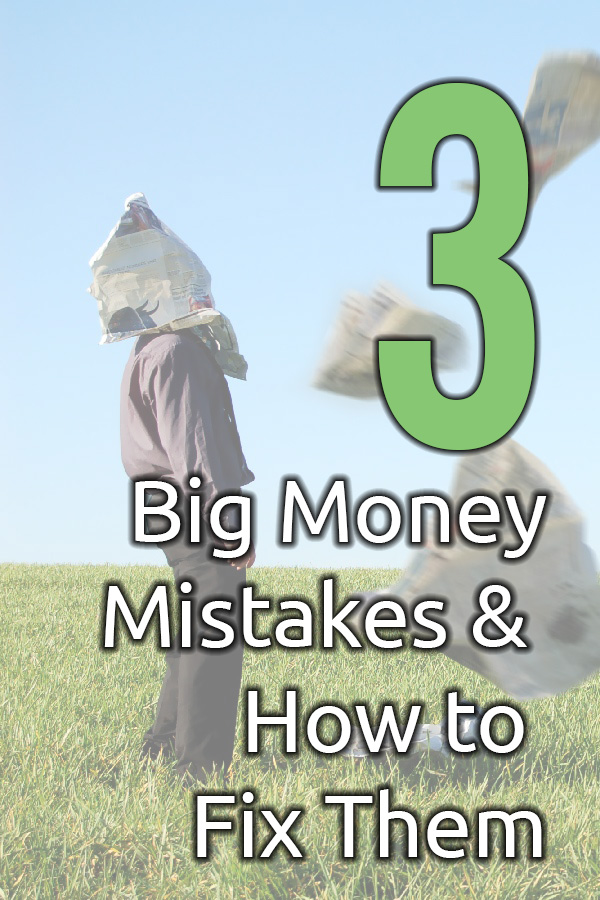 Is someone or something else to blame for your financial condition? We talk on Queer Money™ with Bob Wheeler of the Money Nerve about big money mistakes. #QueerMoney #BigMoneyMistakes