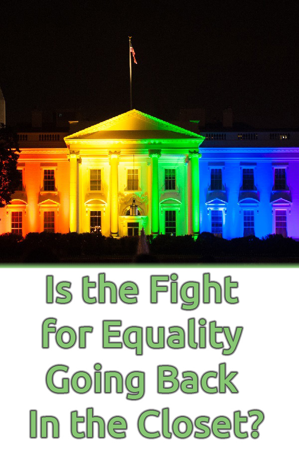 Has the fight for queer equality gone into the closet since same-sex marriage passed? We talk with attorney Elizabeth Schwartz about her fight for equality. #QueerEquality #QueerMoney