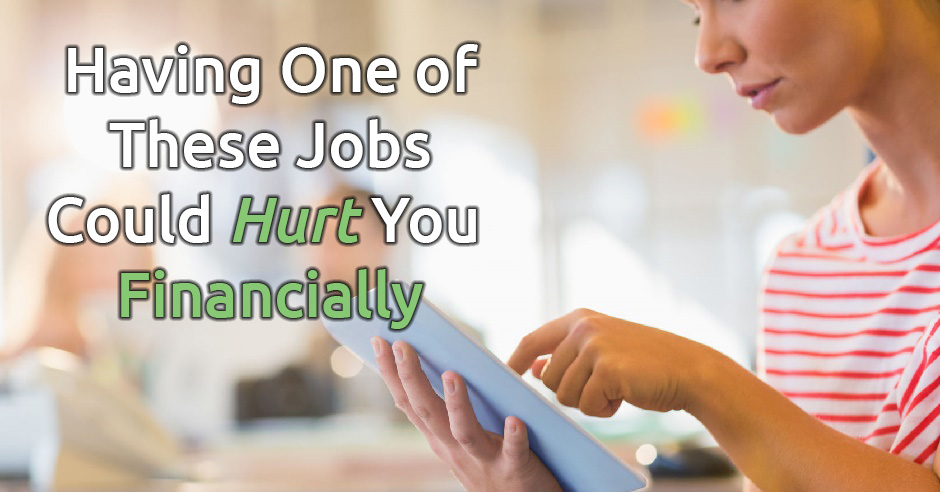 Jobs Hurt Financially