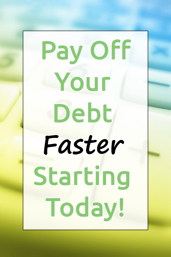 Do you struggle with paying off debt? We know that feeling. We were in debt for 20 years and failed year after year to pay it off. See what we did and learn about the tool that will help you!