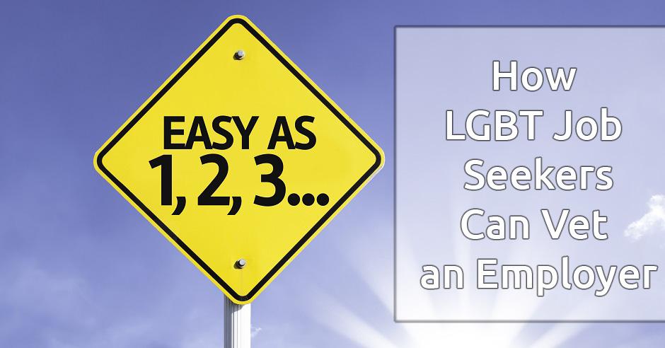 LGBT Job Seekers