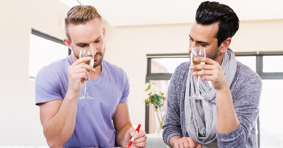 Gay couple learning to be debt free