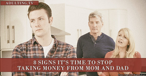 Adulting - Debt Free Guys