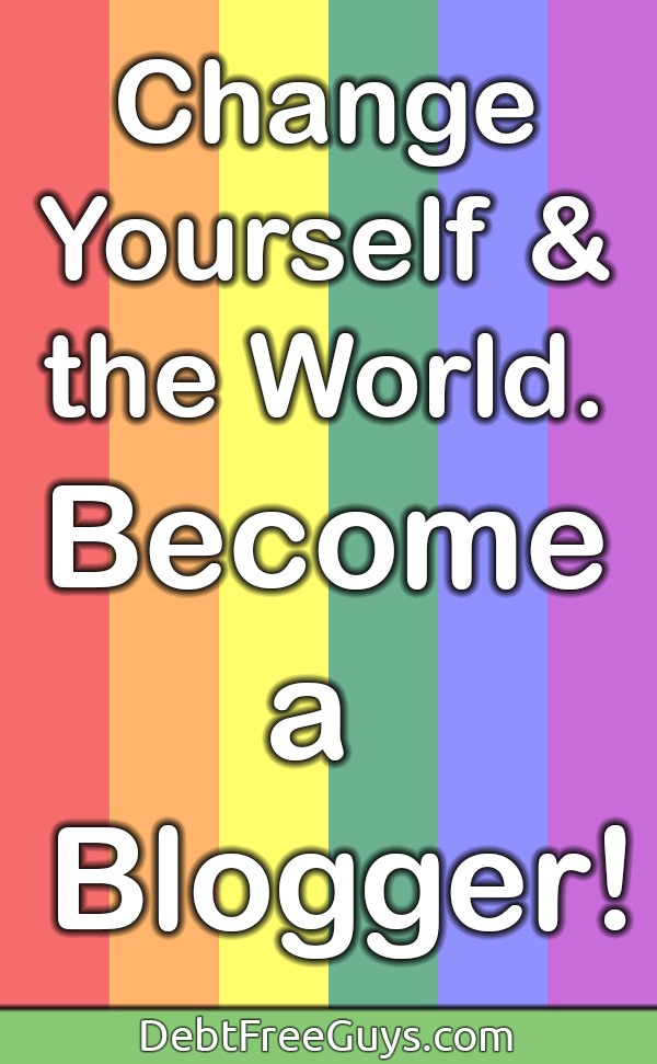 Becoming gay bloggers financially and geographically liberated us. It'll change your life! Plus, learn why we need more gay bloggers and how you can become one cheaply and easily with this great tool.