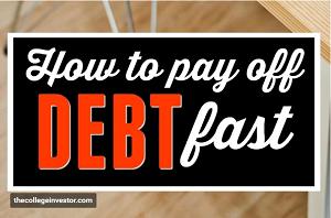 College Investor - Debt Free Guys