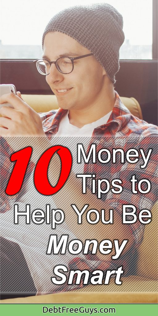 Managing money can feel scary, but it doesn't have to be. That's why we love this guest post with 10 smart money tips to become a master with money. Don't forget to repin for your friends. #MoneyTips #SavingMoney #SpendingLess #MakingMoney #Debt #DebtFree #DebtFreeLiving #MoneyHacks #LifeHacks