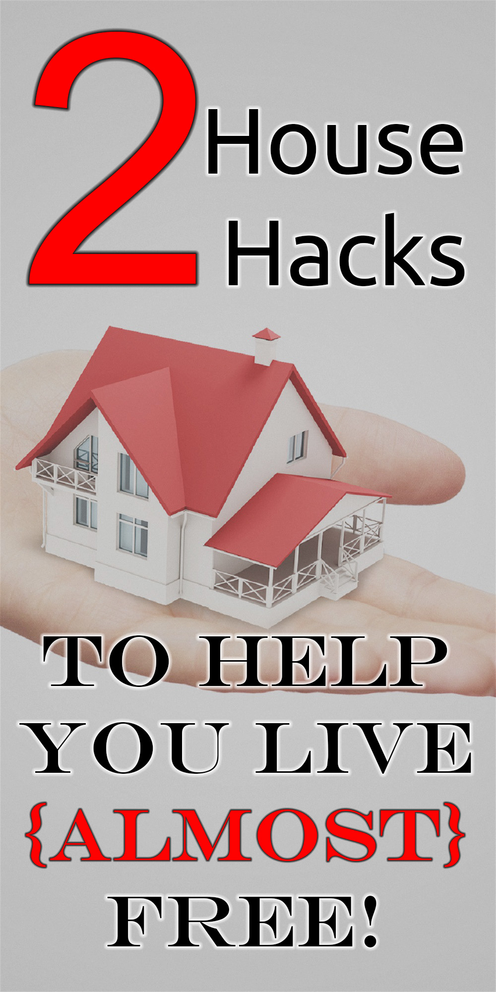 Big changes, like New Year's resolutions, are hard to make and failing at them hurts big. That's why after reading this, you'll go all in on small changes, especially, small financial changes. #RealEstate #HouseHacks #