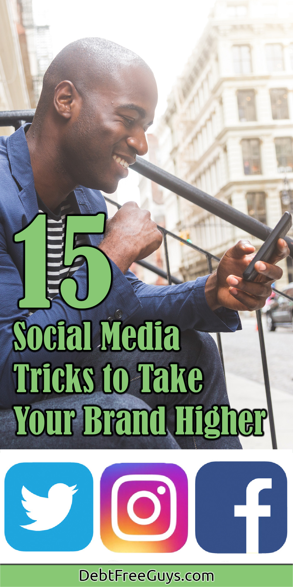 If you've started blogging or are trying to grow your personal brand, social media seems scary cause it's so much. This podcast breaks down everything you need to get started. Once you start, you won't stop!