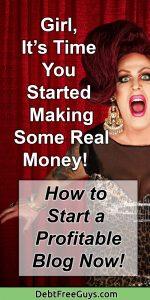 Start a blog now!