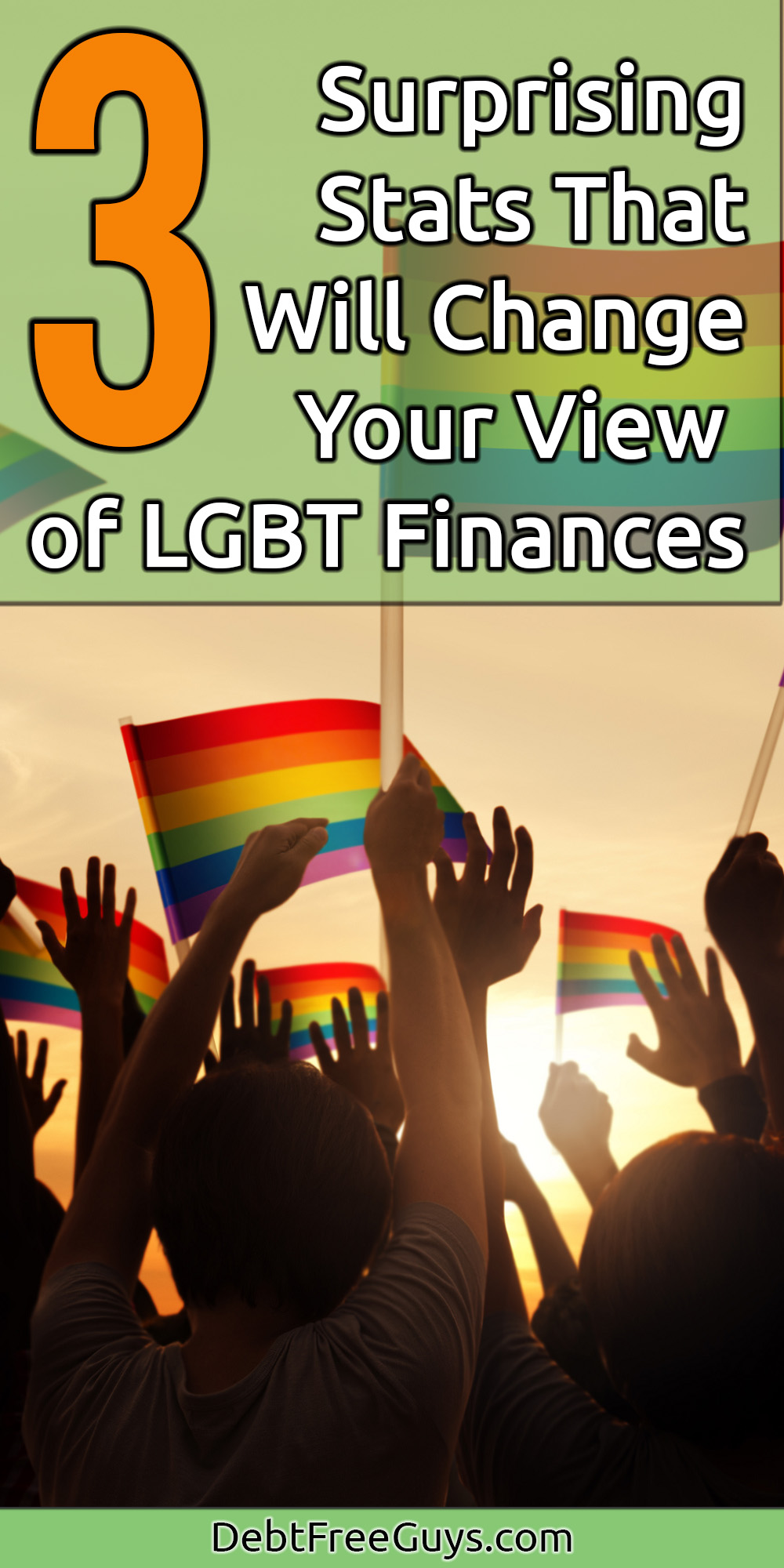 Find out how you compare to your LGBT peers when it comes to money, and find out what you can do to be better. This show will blow you away with three trends that'll change the way you see Queer Money™.