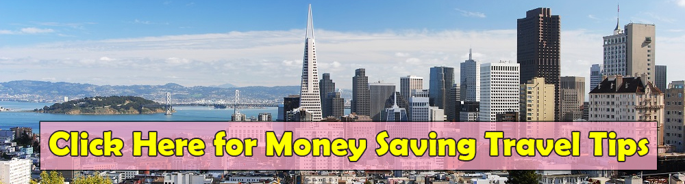 Money Saving Travel Tips banner