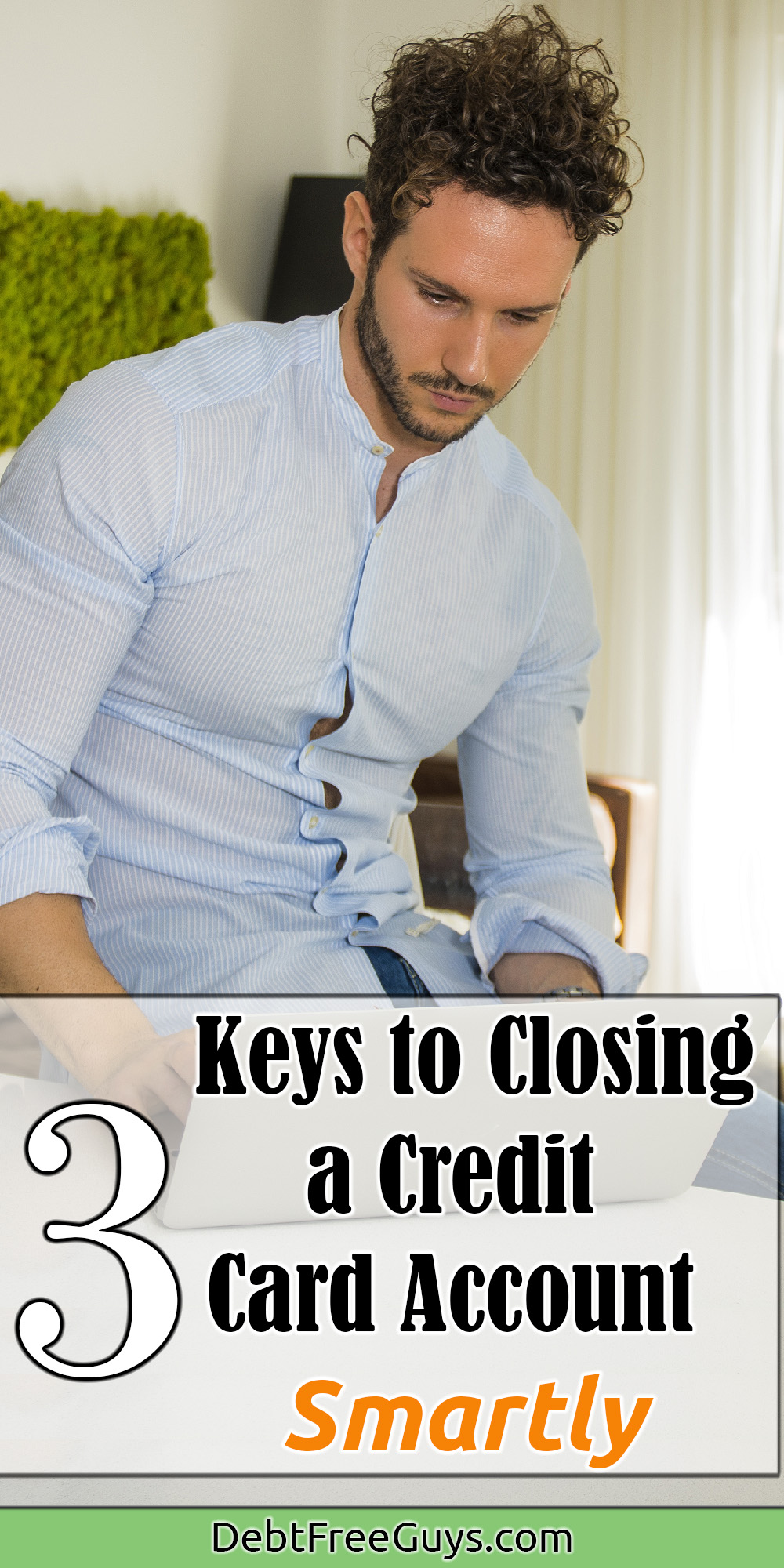 Having a good credit score. Until now! This article will give you the easy squeasy of the ins and outs of closing your credit cards to improve your credit score. You've gotta check this out to shut your cards down.