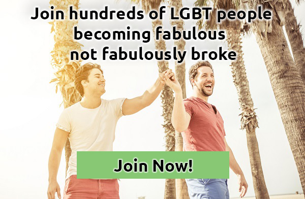Join Queer Money on Facebook