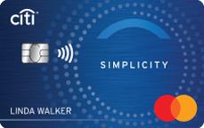Citi Simplicity Card – No Late Fees Ever